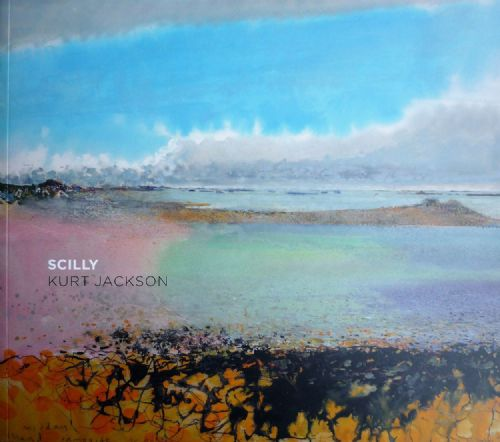Kurt Jackson Signed Scilly Exhibition Catalogue
